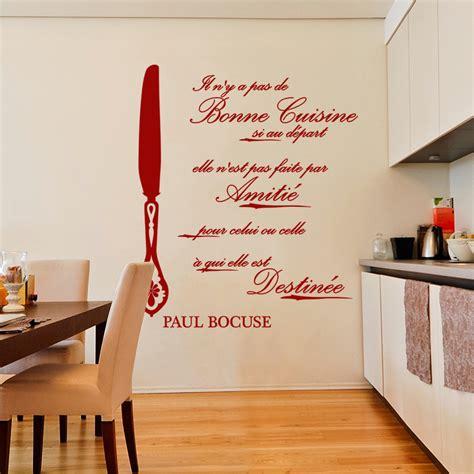 cuisine stickers sticker citation bonne cuisine si au départ paul