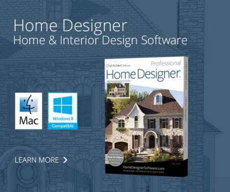 home design for mac chief architect now available for mac os x five new cad