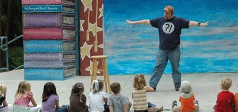 Storyteller Brings Allages Laughter  Paso Robles Daily News