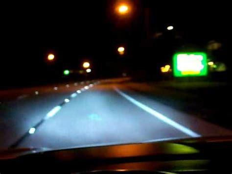 new hid 8000k headlights