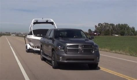 (part 3) Light Duty Towing Matchup  2013 Ram 1500 Solo
