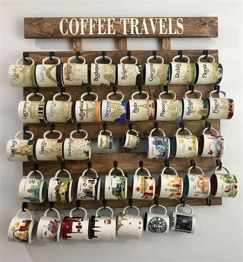 The three basic categories we will cover include drawer storage. Coffee cup holder coffee cup rack coffee mug rack 40 or 48