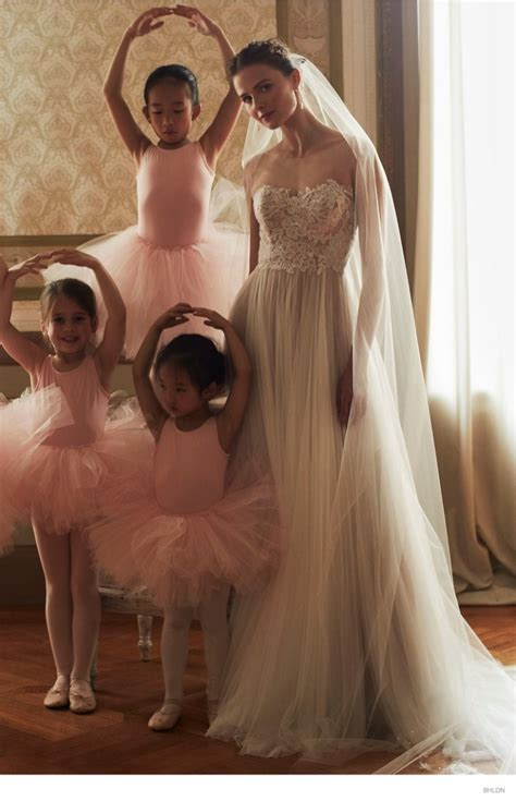 Bhldn Ballet Inspired Wedding Dresses For Fall