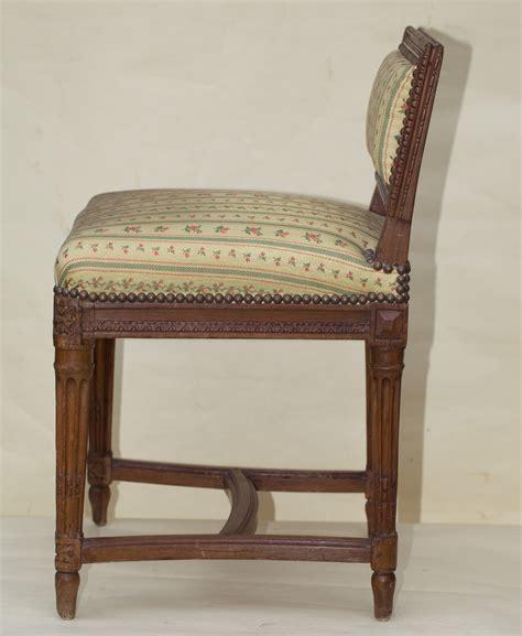 chaise coiffeuse chaise de coiffeuse louis xvi