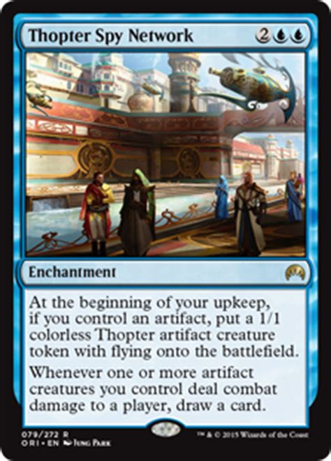 Thopter Deck Standard 2015 by What Is 15 Card Standard Highlander Crucible Of Words