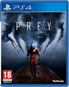 Spiderman, god of war, final fantasy vii remake, the last of us parte 2. Prey para PlayStation 4 :: Yambalú, juegos al mejor precio