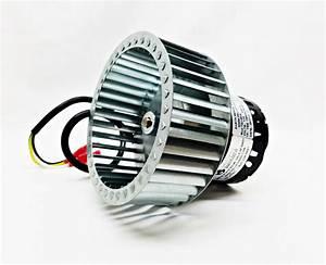 Harman Pellet Stove Convection Distribution Fan Motor