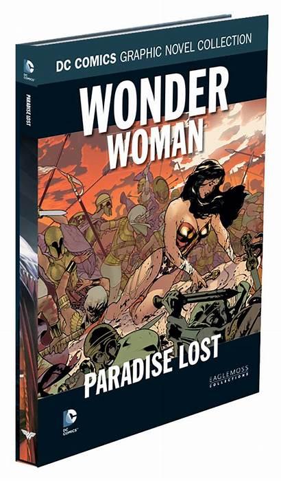Dc Graphic Comic Novel Eaglemoss Comics Issue