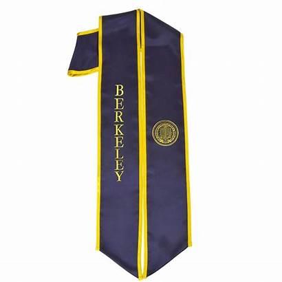 Stole Vlag Graduation Berkeley Stoles Grad Different
