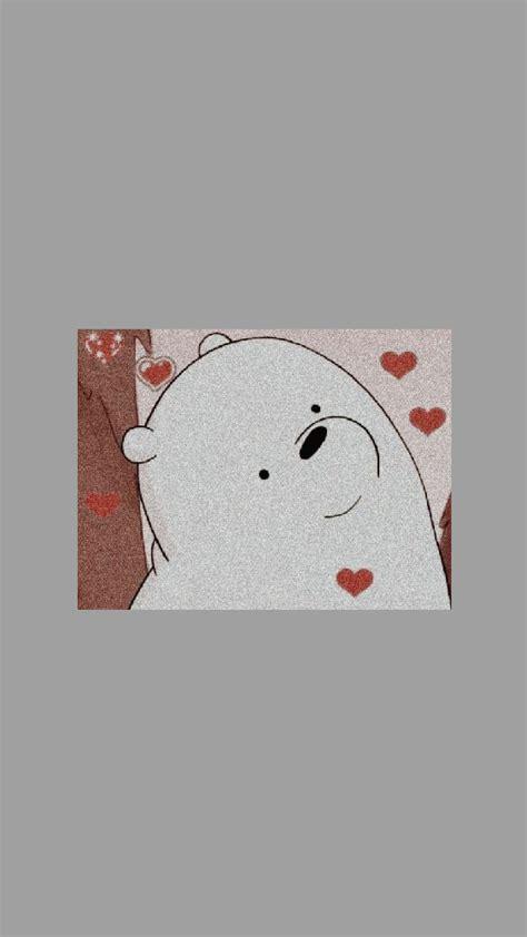 pin   bare bears wallpapers