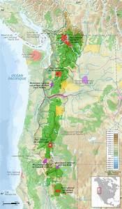 Popular 262 List cascade mountains map
