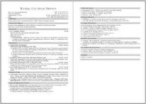 two page resume ok resume exle two page resume exle free one page resume exles 2 page resume format