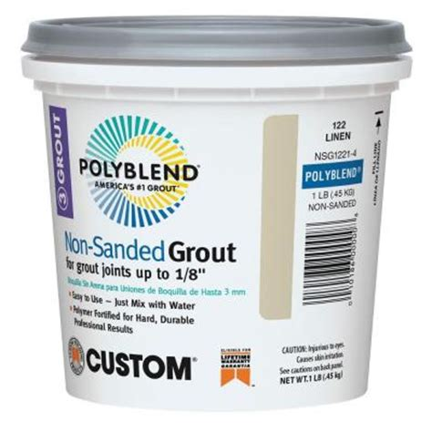 polyblend non sanded grout lookup beforebuying