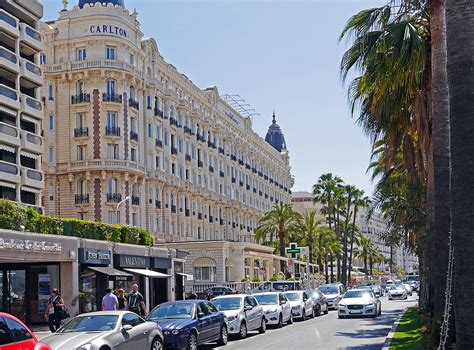 Although the festival takes place all over town in every theatre, cinema and hotel, the main concentration is on the city's most swanky street, la croisette. InterContinental Carlton Cannes - Wikipedia, la ...