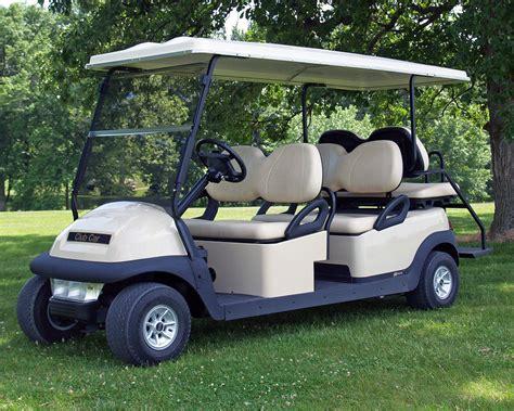 Club Car Precedent Electric Golf Cart Stretch Kit!! Free