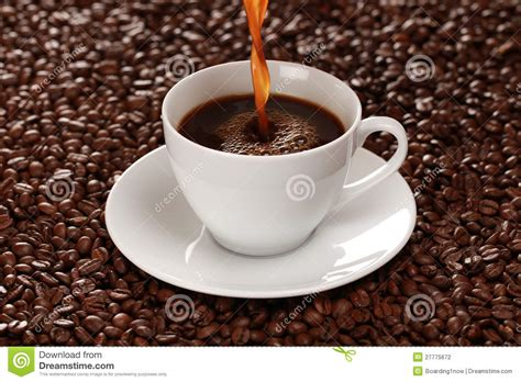 Hot Coffee Pouring Into A Cup Stock Photography Coffee Meets Bagel Do You Need Facebook Irish Warmer Soo Kang Brasil Tinder Founders Mugs Premium