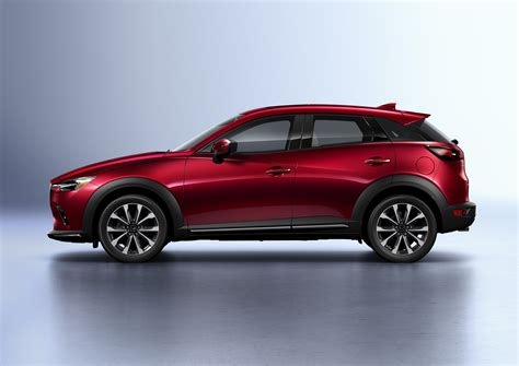 Mazda 2019 : 2019 Mazda Cx 3 Got Unveiled At The 2014 Los Angeles Auto