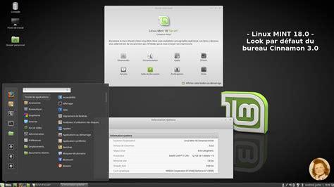 linux bureau linux mint 18 bureau cinnamon 3 linux rouen