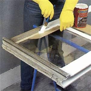 Remplacer Une Vitre : comment remplacer la vitre d 39 une fen tre bricobistro ~ Melissatoandfro.com Idées de Décoration