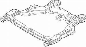 Ford Taurus Engine Cradle