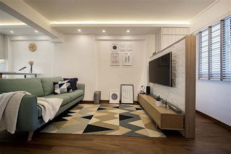 Homes Interior Design by A Peek Into Designer Hdb Flats Owned By Interior Designers