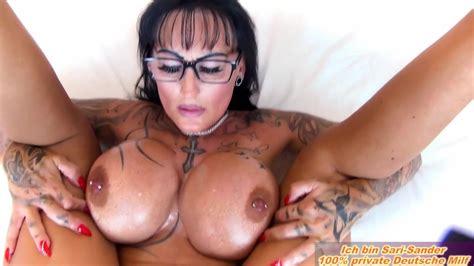 German Wife Milf Pov Fuck Big Tits Tattoo And Glasses