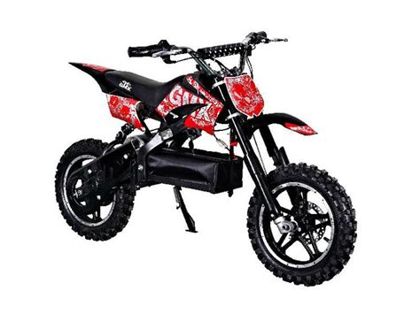 Gmx Mini E-dirt Red Dirt Bike
