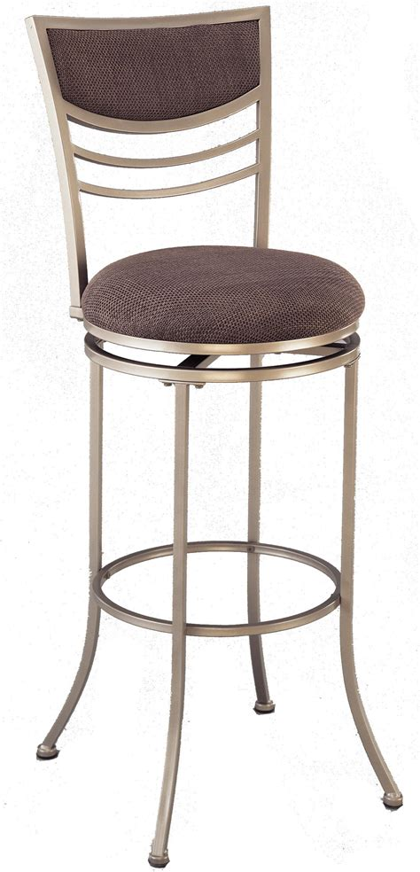 Swivel Stool by Hillsdale Metal Stools 24 Quot Counter Height Amherst Swivel