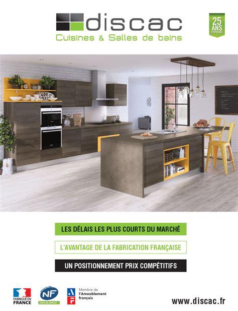 publicité cuisine communication discac cuisines salles de bains