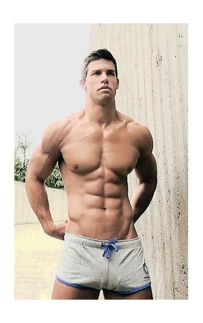 Muscle Muscular Kris Evans Gay Ami Bel