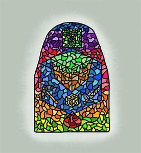 Stained Glass Minecraft by Nin10dork on DeviantArt