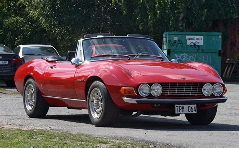 Fiat Dino Spider by Fiat Dino Spyder Only Cars And Cars