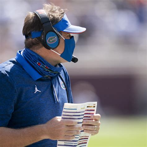 Florida HC Dan Mullen Says He Tested Positive for COVID-19 ...