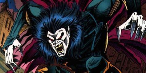 morbius  living vampire  release date cast plot