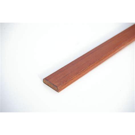 glosswood   mm   cedar matte coverstrip