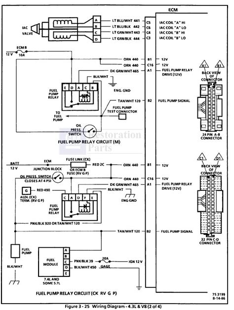 1987 S10 2 8 Engine Wiring Diagram by I A 1987 Gmc With The Tbi Engine Truck Was