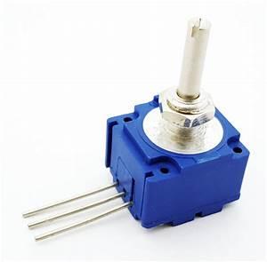 5k Potentiometer Wiring
