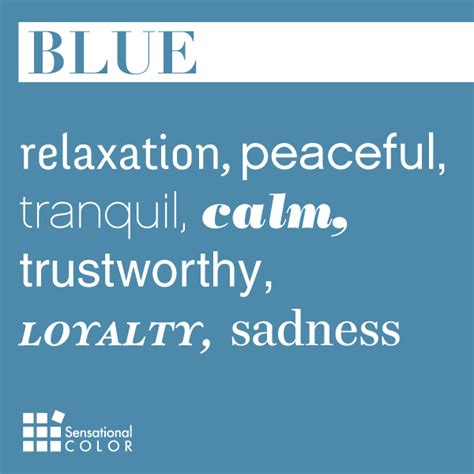 blue archives sensational color