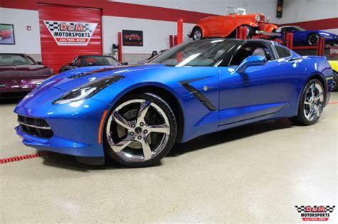 2014 Chevrolet Corvette Stingray For Sale by 2014 Chevrolet Corvette Stingray Premiere Edition Coupe