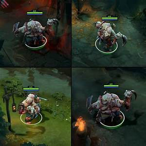 DOTA 2 Pudge Weapon - Hook of the Sorrowful Prey > GamersBook