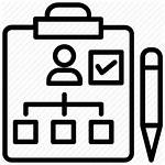 Icon Project Brief Plan Clipart Planning Management