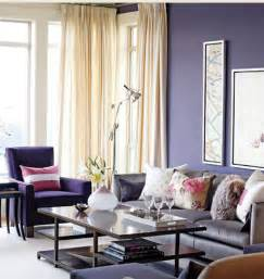 purple livingroom pet friendly home decor color therapy part 9 indigo purple ez living home