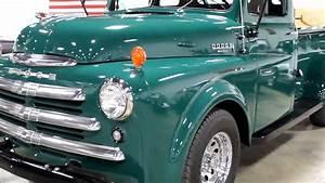 1950 Dodge B Model Pickup