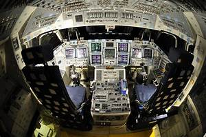 Inside Space Shuttles - Pics about space
