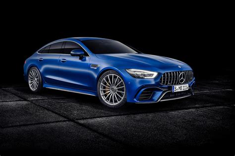 The base gt model has the lowest power output of the family but still comes well equipped. 2019 Mercedes-AMG GT 4-Door Coupe First Look - Motor Trend