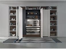 Contemporary Italian Kitchen, SpaceSaving Versatile