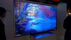 Hisense 110 U0026quot  4k Led Tv  U0026 Transparent 3d Tv
