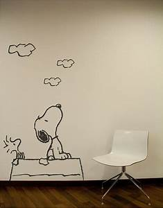 snoopy wall decal snoopy wall stickers ebay with With cutest peanut wall decals