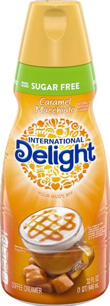 Home made sugar free coffee creamer. International Delight Sugar Free Caramel Macchiato Coffee Creamer 32 fl. oz. Bottle | Hy-Vee ...