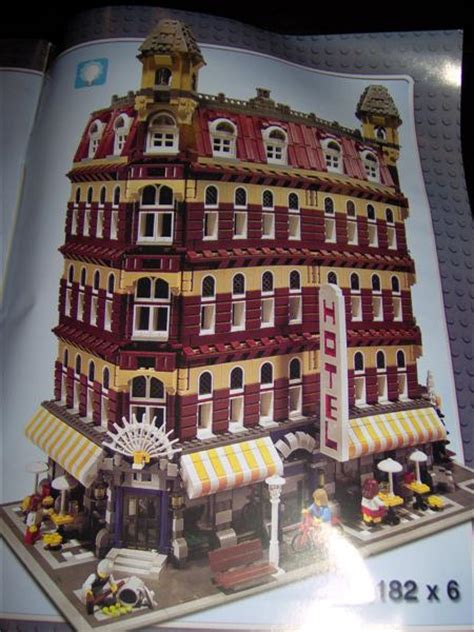 10182 Café Corner  Page 8  Lego Town  Eurobricks Forums